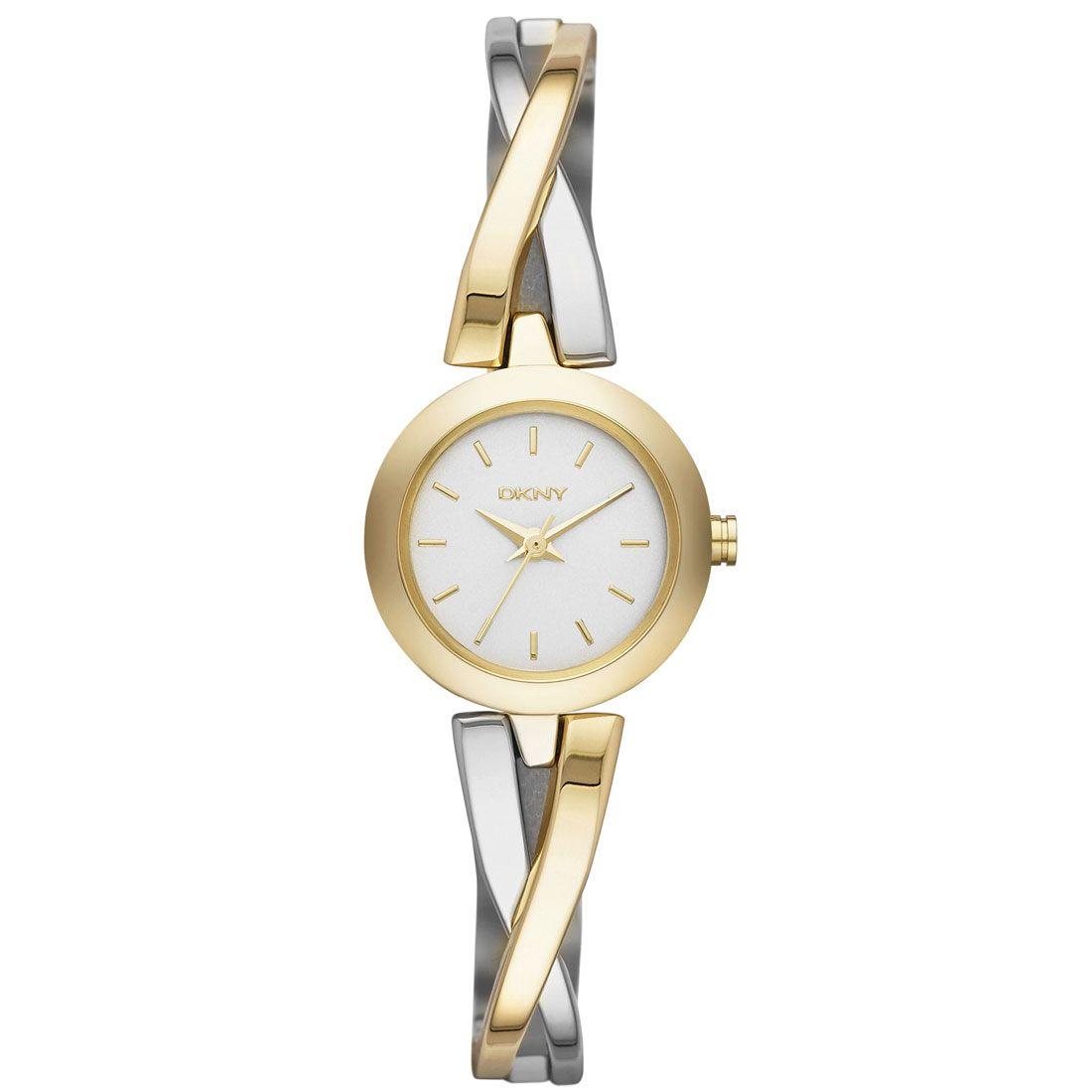 Dkny Ny2171 Bayan Kol Saati Saat Ve Saat Bracelet Watch Bangle Watches Dkny Watch