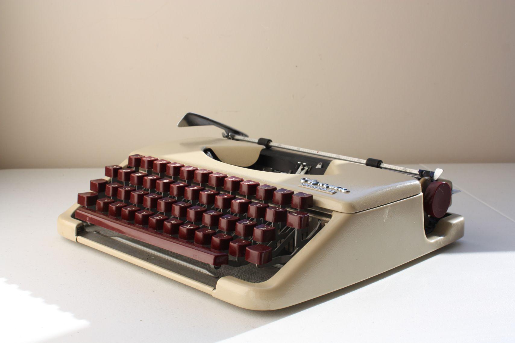 Olympia Splendid 33 Typemachine,