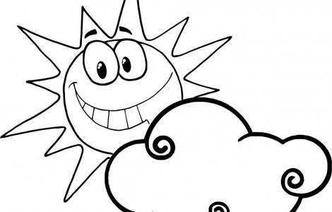 Free Printable Smiley Face Coloring Pages | Ideas for the House ...