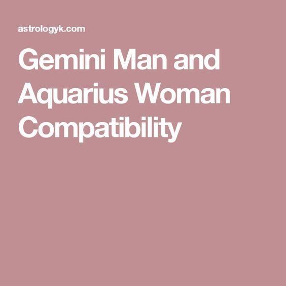 Gemini Man And Aquarius Woman Compatibility  Aquarius Men -6381