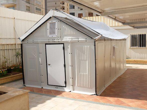 10万円のスモールハウス Ikeaが開発中のスマートシェルター