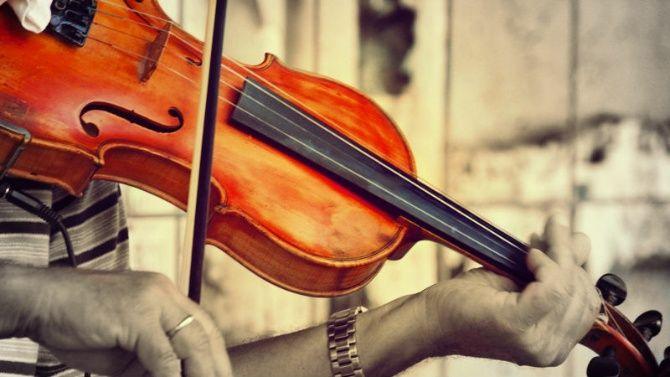 Aprende A Tocar El Violín Rápido Y Fácil Desde Cero Violines Música De Violín Tocando Violin