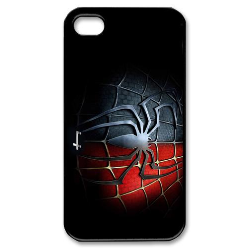 Spiderman Black Venom iPhone 4 or 4S Plastic Black case cover 01967  $16.99 #Gejobak #bonanza
