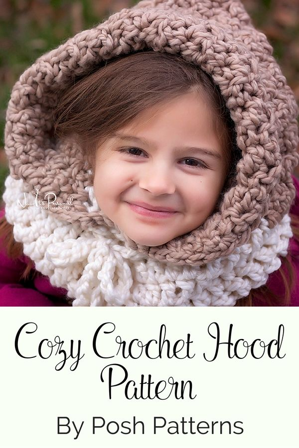 Crochet Patterns Hooded Cowl Pattern Hooded Cowl Hooded Scarf