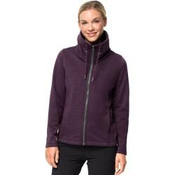 Photo of Jack Wolfskin Fleecejacke Frauen Sky Thermic Jacket Women S violett Jack WolfskinJack Wolfskin