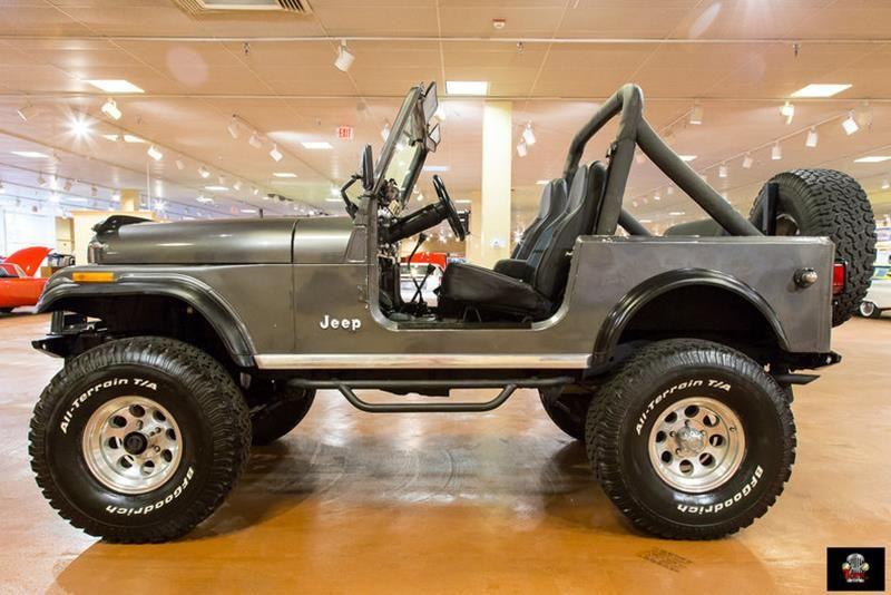Cj7 Jeep For Sale >> Used 1986 Jeep Cj 7 For Sale Cars Jeep Cj Jeep Cj7