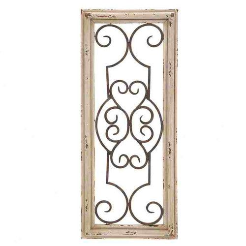 Found it at Wayfair - Bertille Panel Wall Décor