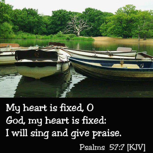 Embedded image Psalms 57:7 KJV