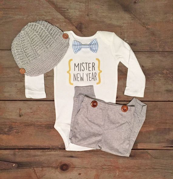 2ff1ab650a0fd New Years Baby Boy Outfit, Baby Boy New Years Outfit, My First New Years, New  Years Outfit for Boy, Baby New Years Bodysuit, New Years Shirt