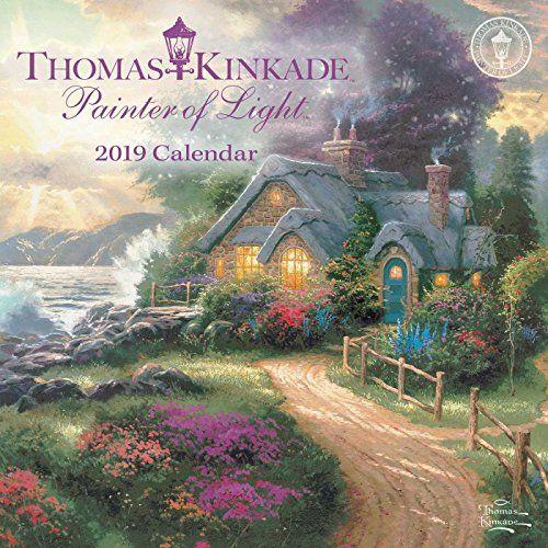 Read Book Thomas Kinkade Painter Of Light 2019 Mini Wall Calendar Download Pdf Free Epub Mobi Ebooks Wall Calendar Thomas Kinkade Free Kindle Books