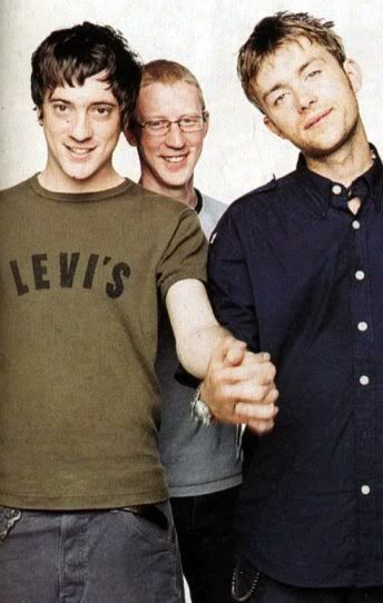 Graham, Damon and Dave.