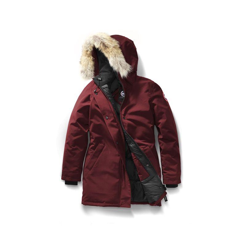 Canada Goose Baby SnowSuit rojas