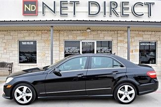 2011 Mercedes Benz E350 Luxury Sunroof Nav Fort Worth Tx