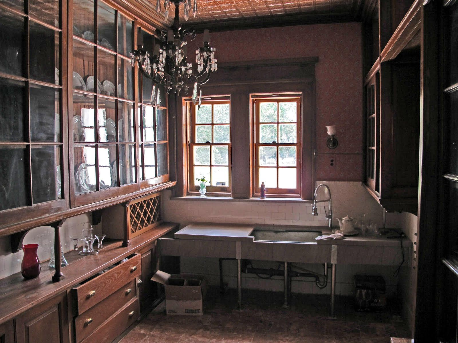 Big old Houses blog | pantry | Pinterest