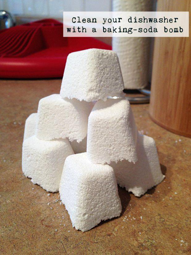 Homemade Dishwasher Detergent Tabs (Borax Free