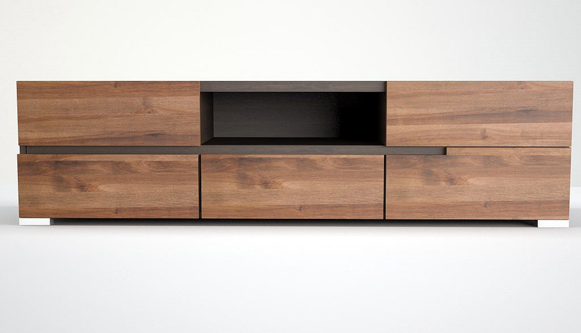 Fernsehmöbel Birke Billig Lowboard Massivholz Tv Floor Wall Units In 2019