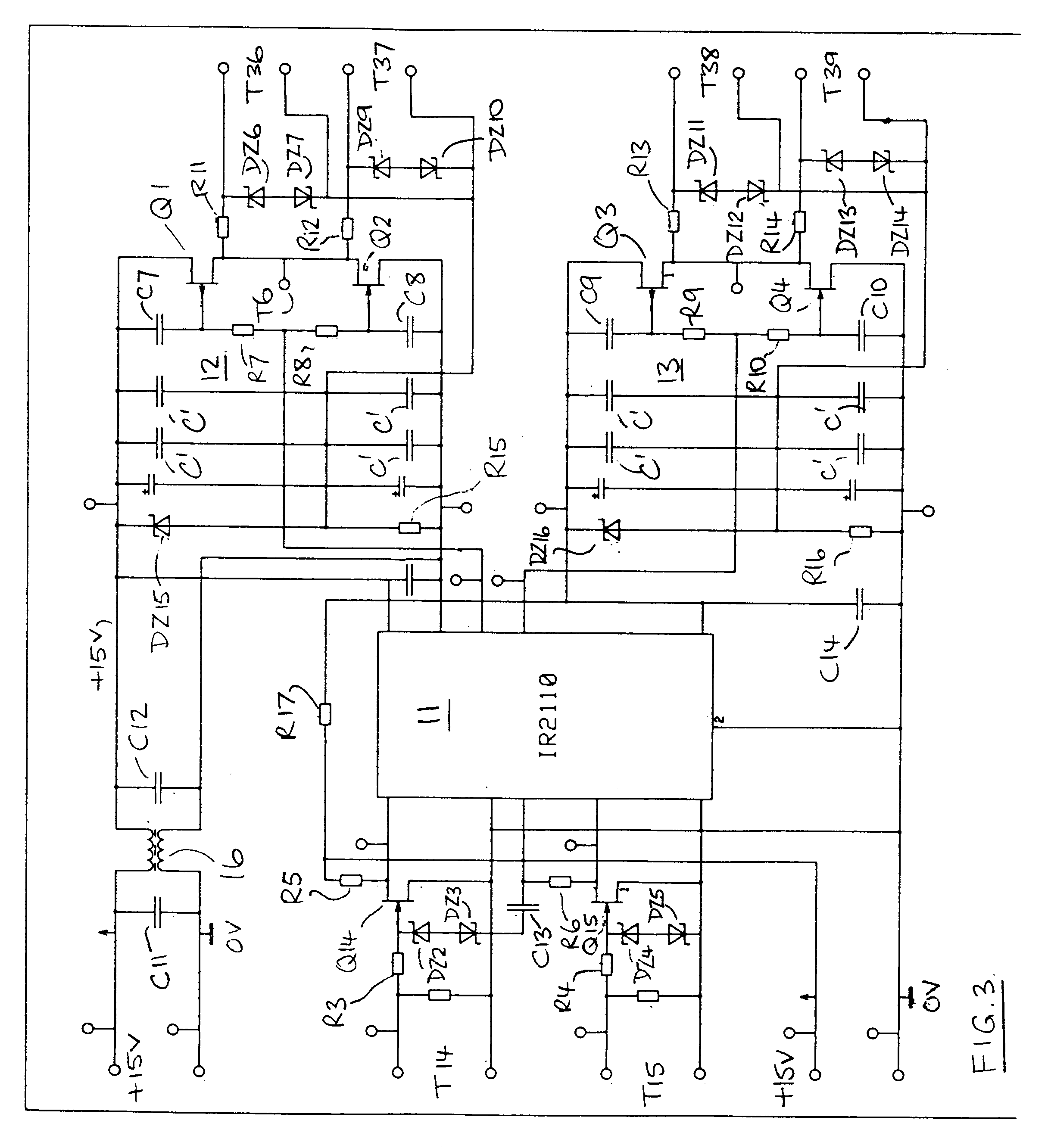 Component igbt circuit diagram testing patent ep0502715a1 power component igbt circuit diagram testing patent ep0502715a1 power ccuart Images