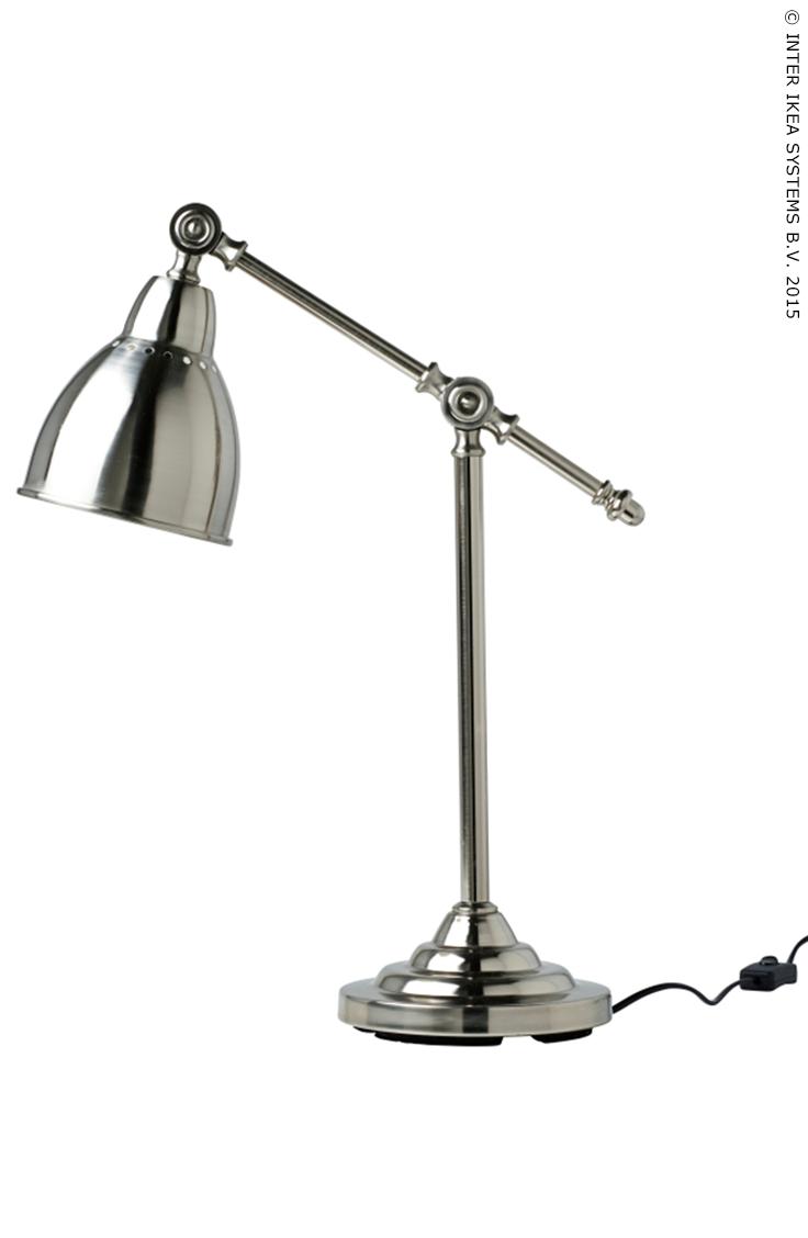 Barometer lampe de bureau nickel concours myikeabedroom pinterest ikea chambre et - Bureau des concours aphp ...
