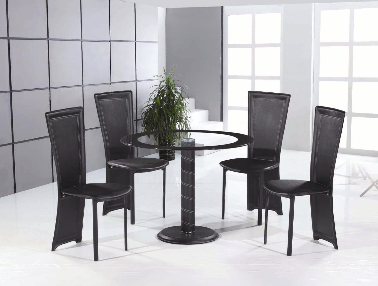 Glass Dining Sets Product Categories Allans Furniture Warehouse Stylish Dining Room Glass Dining Set Dining
