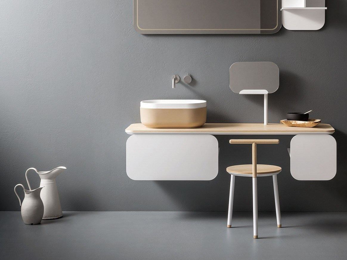 Novello Arredobagno ~ Arredo bagno completo oblon novello design bath
