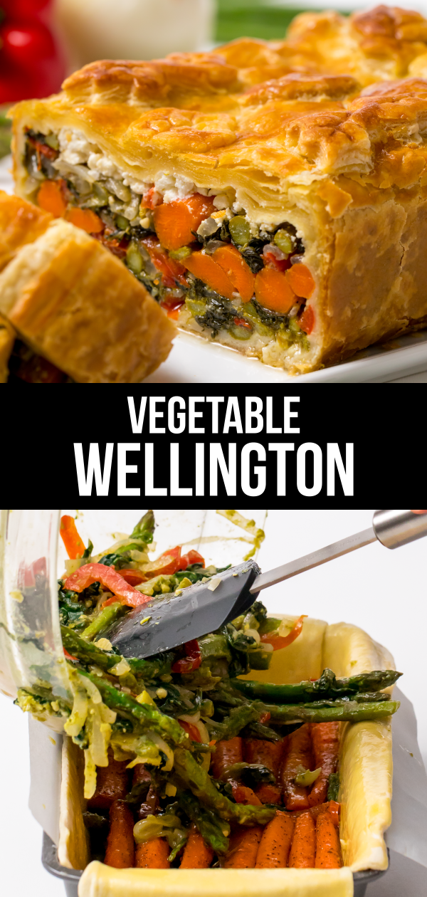 Vegetables Wellington images