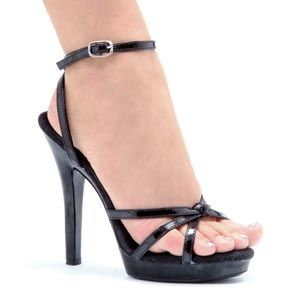 black strappy heels Google Search | Ellie shoes, Boot