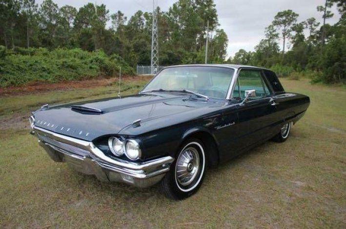 1964 Ford Thunderbird 25495 00 Usd 1964 Ford Thunderbird 390 V8