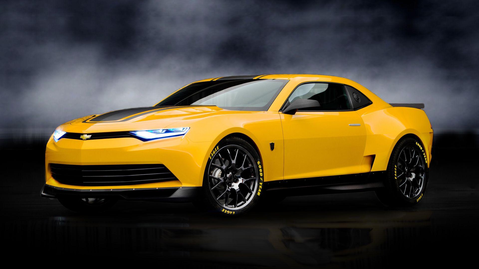 Transformers 4 Bumblebee Camaro Chevrolet Camaro Camaro Camaro Concept