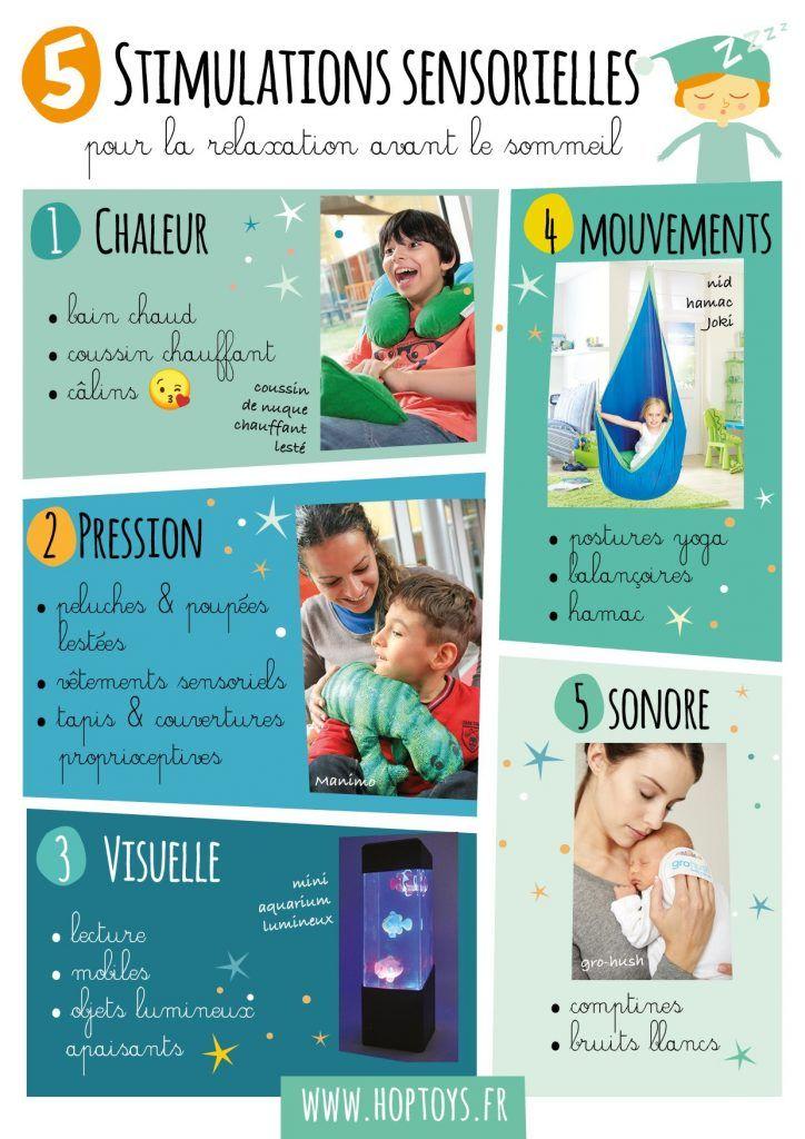 5 Stimulations sensorielles pour la relaxation avant le sommeil
