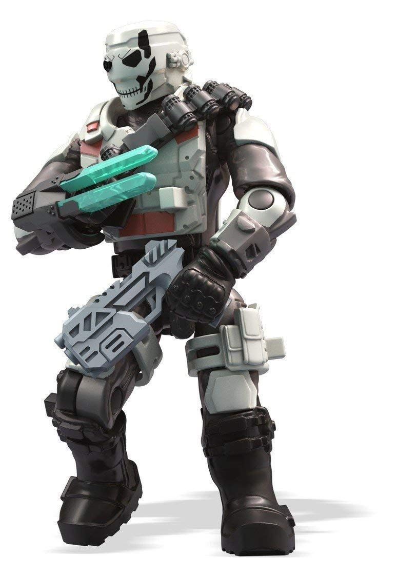 2018 Mega Construx Call Of Duty Game Specialist Spectre Series 3