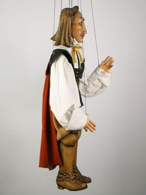 Musketeer , Marionette Puppet