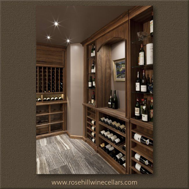 Custom Racking Gallery Wine Cellar Cooling Units Wine Fridges