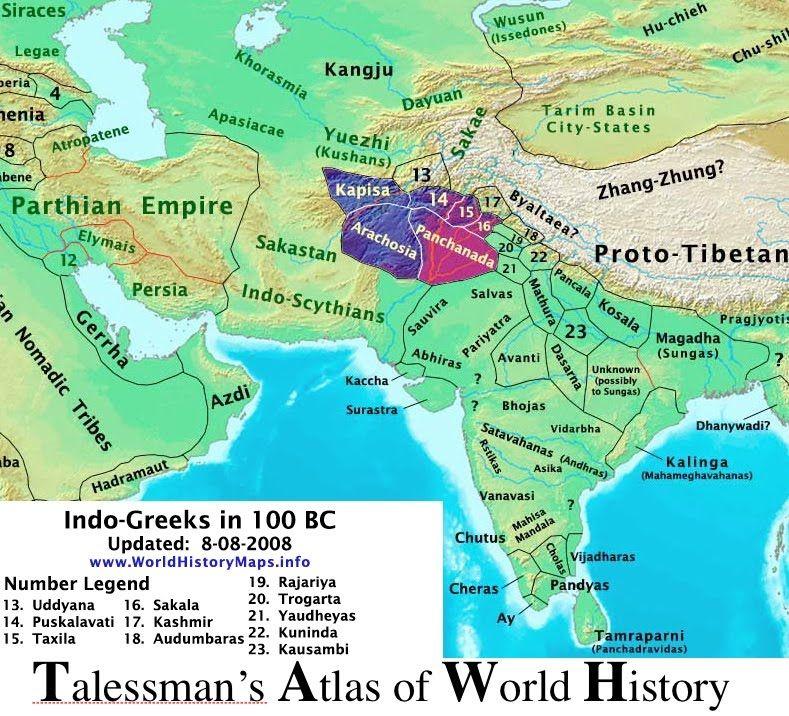 Gandhara Google Search Ancient Maps Ancient India Map Ancient India