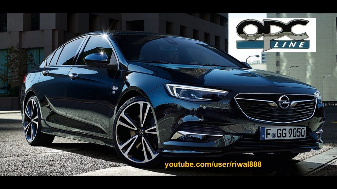 New Opel Insignia Grand Sport Opc Line Exterior Pack Hd Opel
