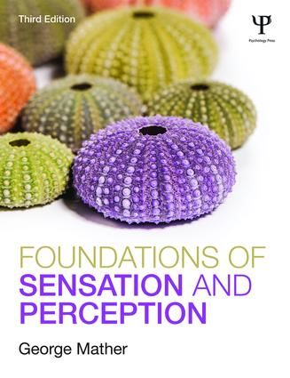 Foundations Of Sensation And Perception 3rd Edition Paperback Sensation Perception Routledge