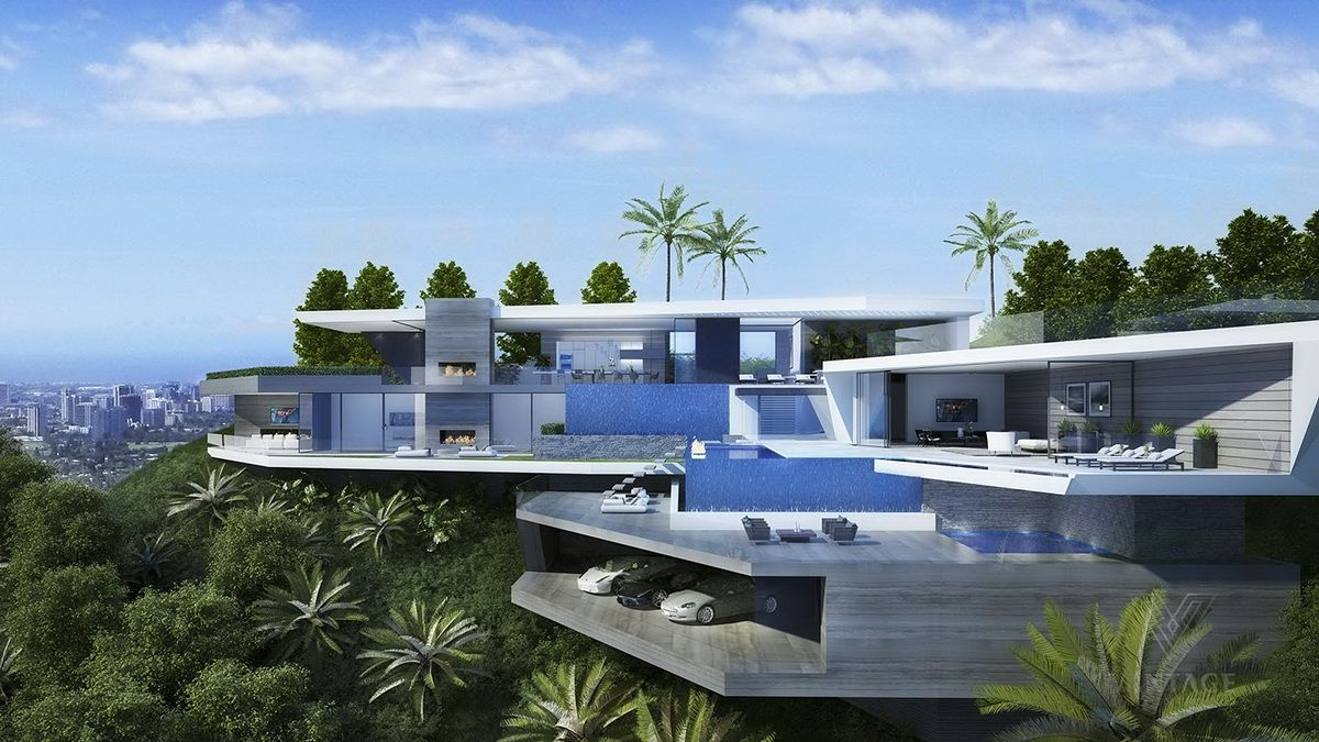 Exceptional Architecture Concepts From Vantage Design Group ... on