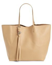 Alexander McQueen | Calfskin Leather Tote | Lyst