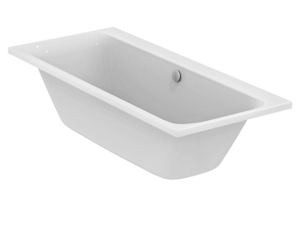 Vasca Da Bagno Rettangolare Incasso : Vasche da bagno semplici