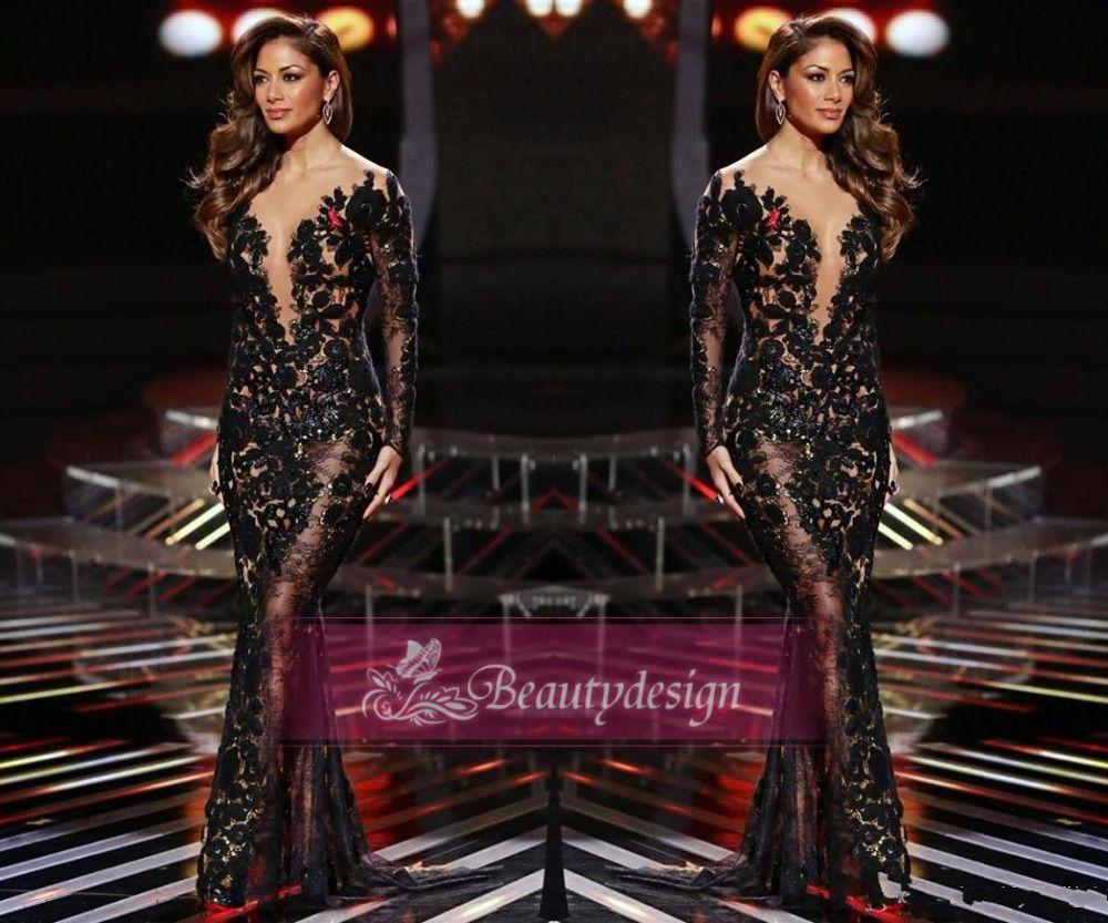 3cb33e7b1e286 Sexy Celebrity Evening Dresses Inspired Michael Costello Nicole ...