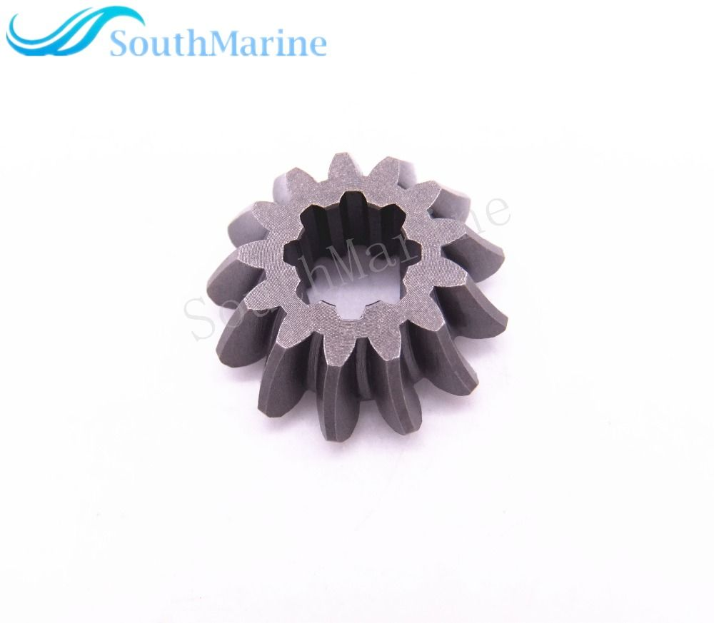 6L5-45551-00 6L5-45551 Outboard Engine Pinion Gear for Yamaha F2.5 3MH 3G 3L 3S Boat Motor