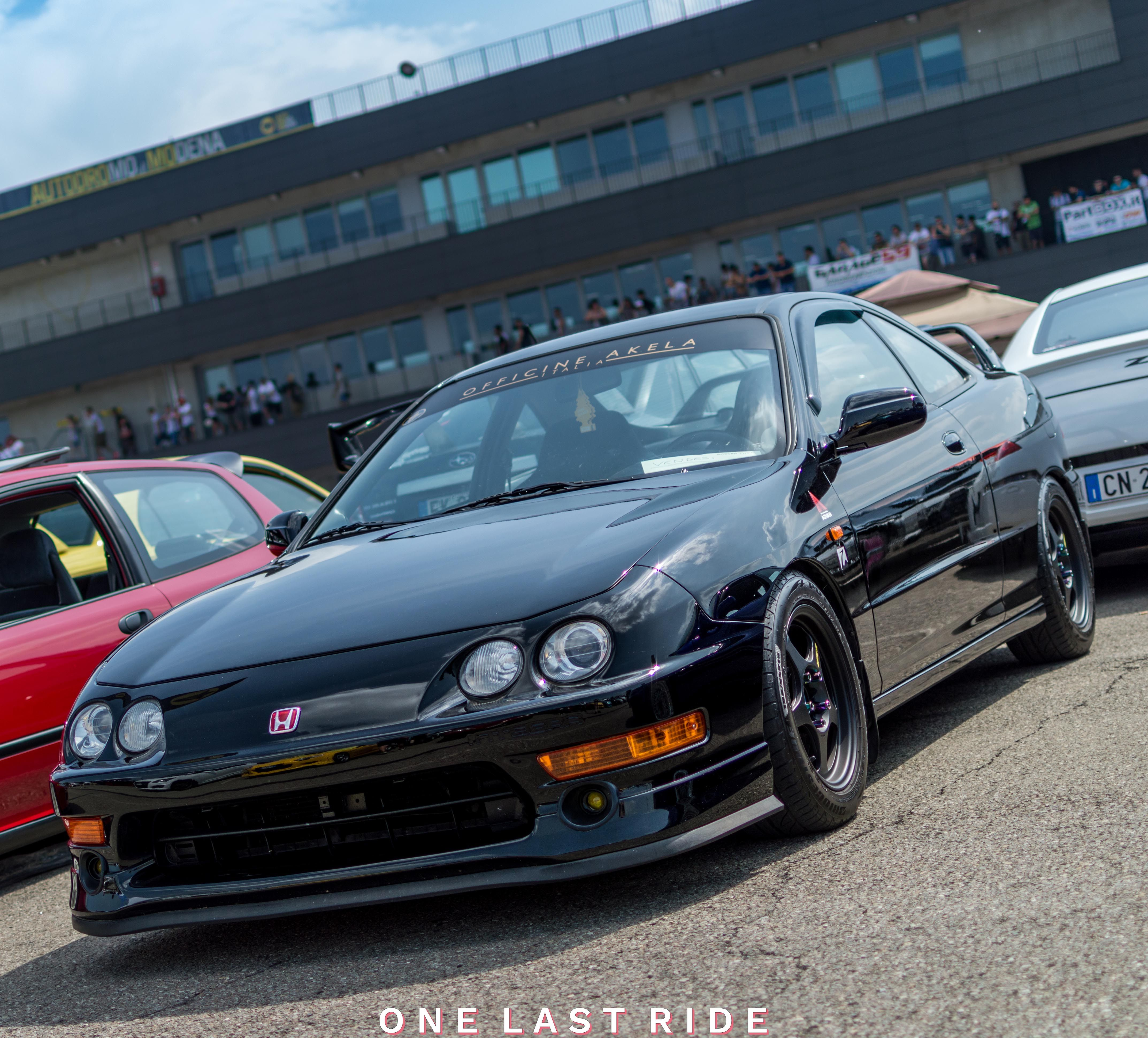 Honda Integra DC2, The Vtec Ace! Photographed By One Last