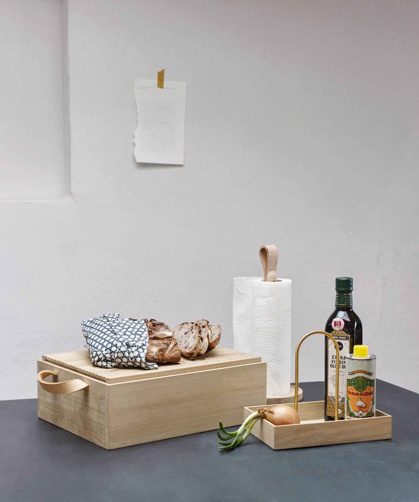 Trending On The Organized Home Into The Woods Cajas De Pan Interior Nordico Madera