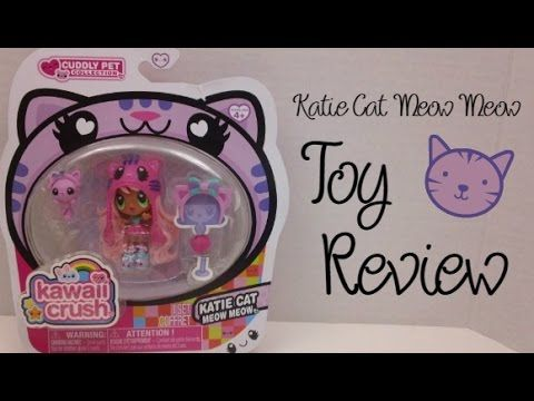 Katie Cat Meow Meow Kawaii Crush doll review!