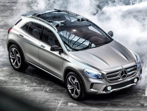 Mercedes Benz Gla Concept Must See Suvs And Crossovers Worth