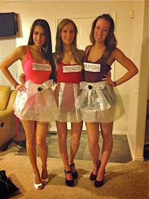 best college halloween costumes