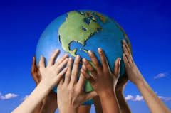 We all need to work together to protect our home which is our earth.