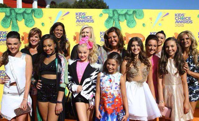 dance moms 'best reality tv show' kca's 2015 | κι∂ƨ cнσιcɛ