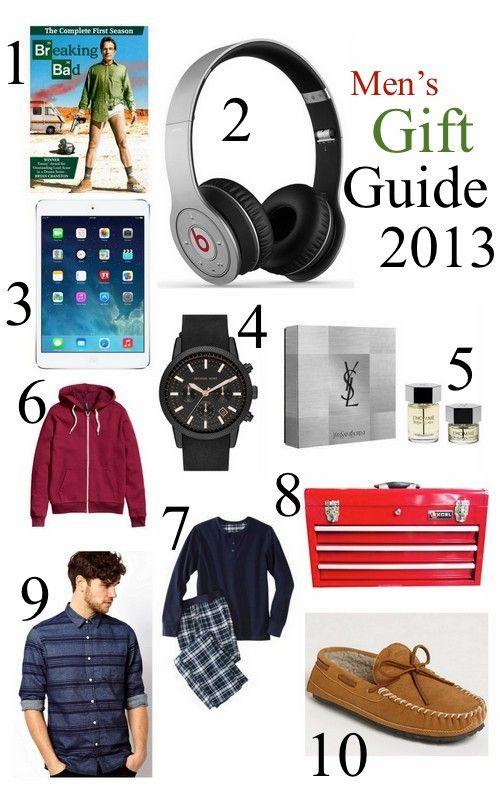 96a9b1f606ec Gift Guide 2013  Men s Edition