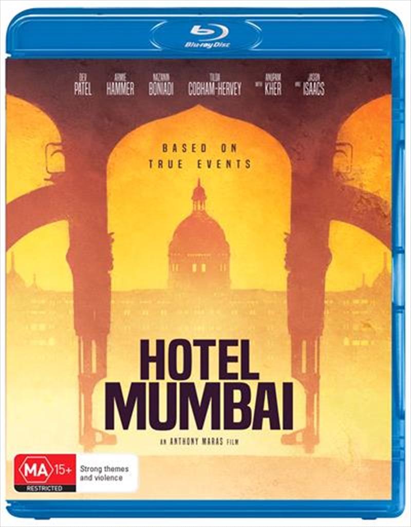Hotel Mumbai Feature Film Movies Real Life