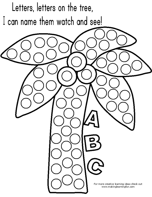 43+ Free chicka chicka boom boom coloring pages download HD
